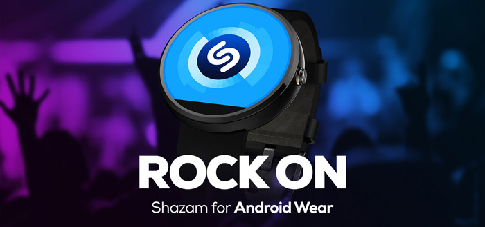 Shazam krijgt ondersteuning Android Wear: lyrics op je wearable