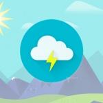 Wemple Weather: strakke en duidelijke weer-app