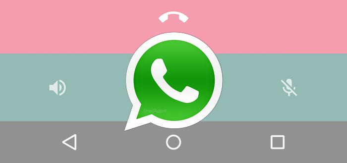 WhatsApp: end-to-end encryptie komt er ook voor telefoongesprekken