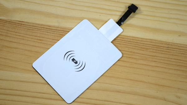Wireless Charging Card