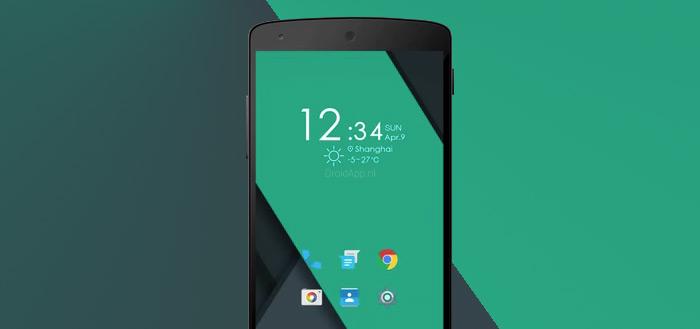 ZEN Launcher: frisse, effectieve launcher voor Android