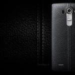 LG G4 leer header