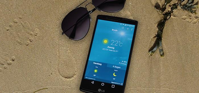 5 verkoelende apps voor een warme zomerdag