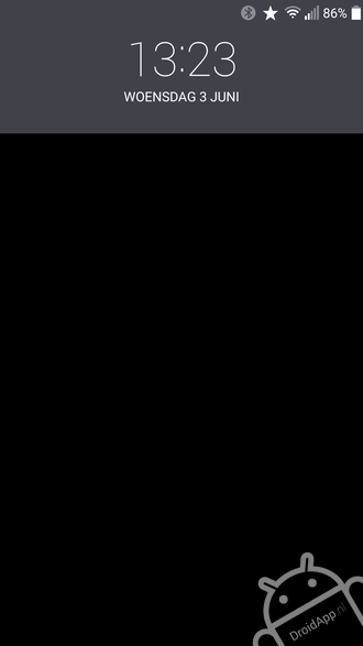 LG G4 Glance View