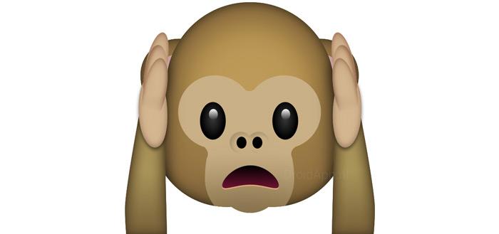 Abused emoji header