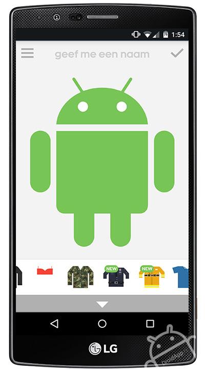Androidify G4