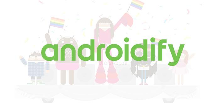 Androidify 4.0 komt uit de kast: Gay Pride karakters (update)