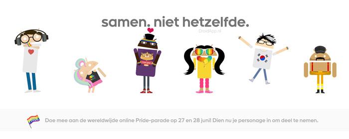 androidify pride