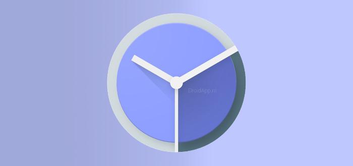 Google Clock 4.3 uitgebracht met nieuwe animaties en schaalbare widgets