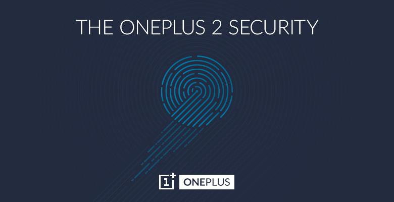 vingerafdruk OnePlus 2