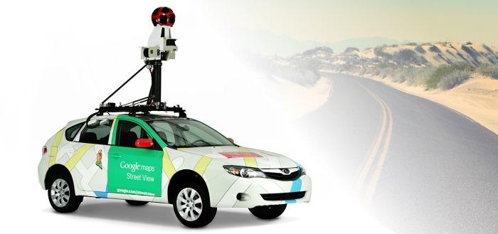Google Street View telt inmiddels 16 miljoen kilometer aan beelden