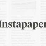 Instapaper 4.2 met handige functies: Speed Reading en Tweetshot