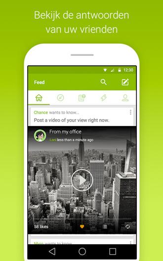 Kiwi app