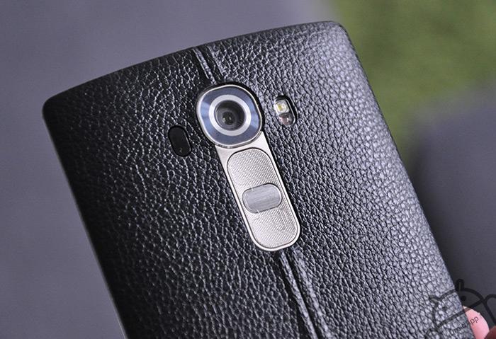 LG G4 buttons