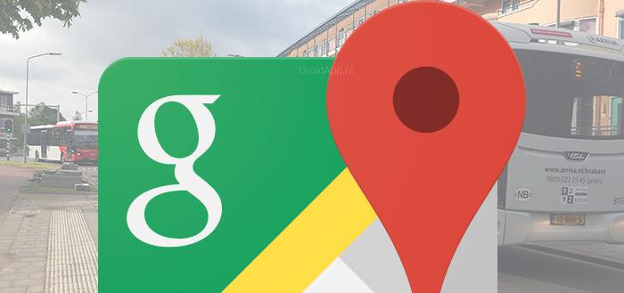 Google Maps waarschuwt je voor een gesloten deur