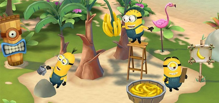 EA kondigt zomerse game 'Minions Paradise' aan