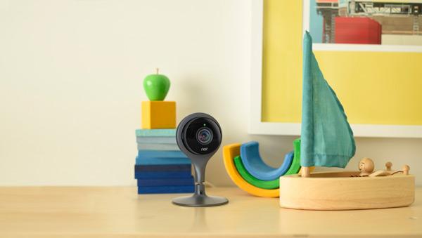 Slimme beveiligingscamera 'Nest Cam' vanaf vandaag verkrijgbaar