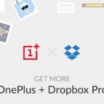 OnePlus One permanent goedkoper en 'gratis' Dropbox Pro