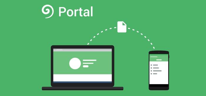 Pushbullet introduceert Portal: draadloos bestanden versturen