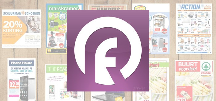 Reclamefolder-app uitgebreid met kortingsbonnen