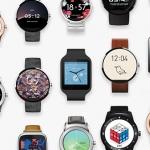 Google laat 17 nieuwe watch faces zien voor Android Wear