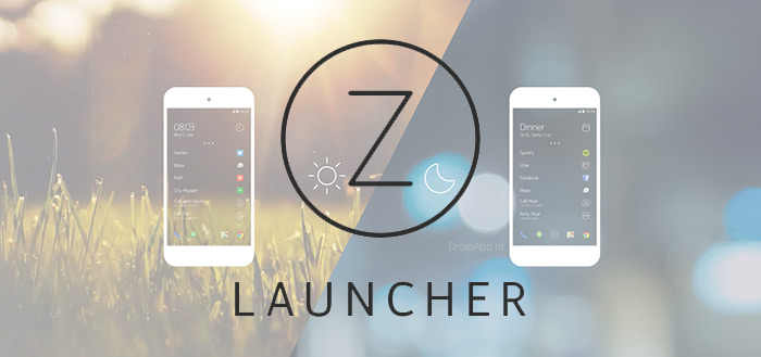 Nokia Z Launcher voorzien van notificatie-badges