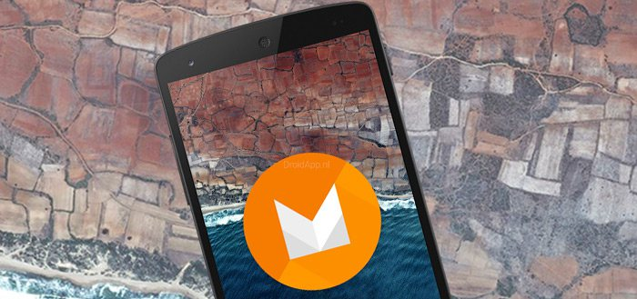 Android M header