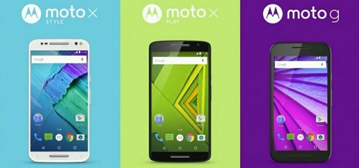 Motorola breidt Moto-reeks uit met drie interessante smartphones