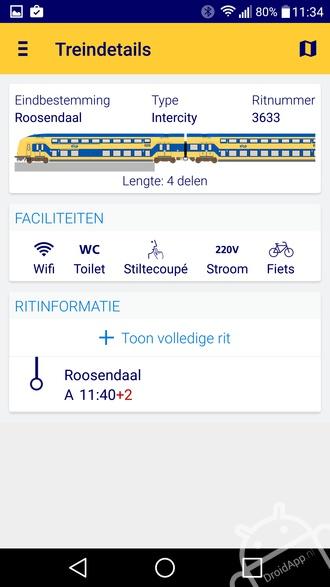 NS Reisplanner Xtra 4.0