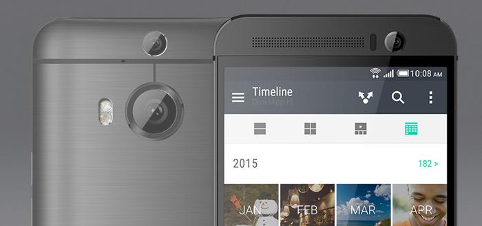 HTC One M9 Plus vanaf nu verkrijgbaar in Nederland