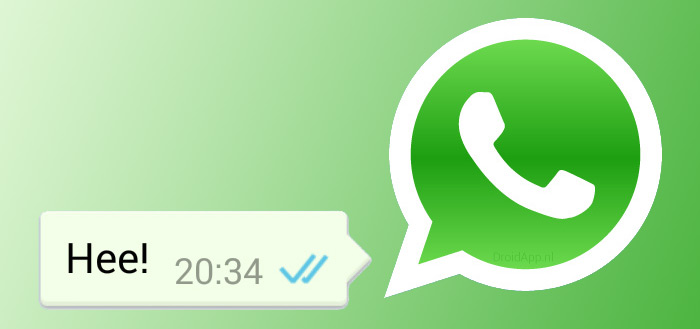 Screenshots: WhatsApp test 'Status' functie net als Snapchat en Instagram