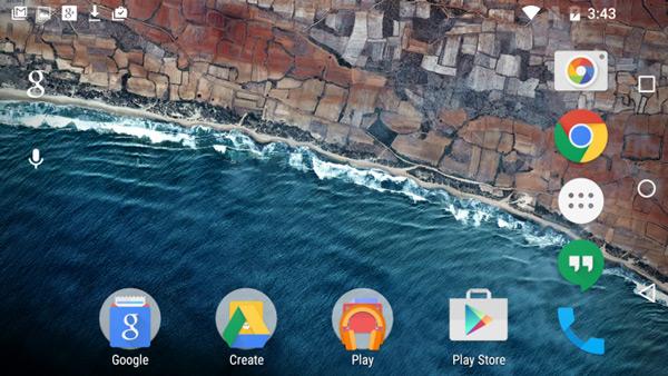Android M developer