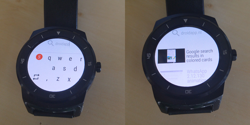 YouTube Android Wear