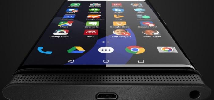 BlackBerry Venice met Android te zien in uitgebreide video