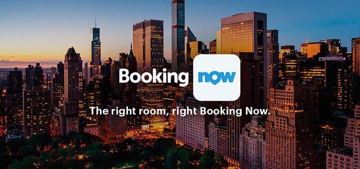 Booking Now app uitgebracht voor Android: direct op vakantie