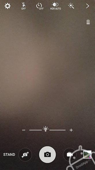 S6 edge camera