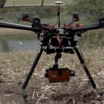 LG G4 camera bewijst zich in drone boven Tel Aviv