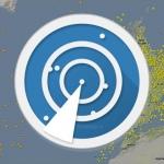 Flightradar24 maakt app geschikt voor Android Wear