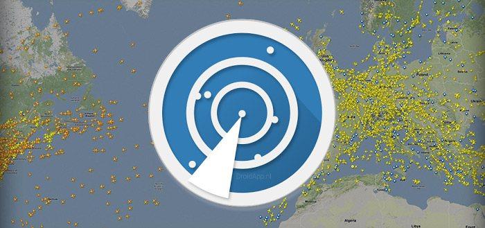 Flightradar24 7.0 app krijgt update met nieuw design, geschiedenis van vluchten en meer