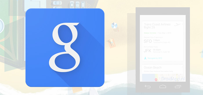Google App 4.9 laat je Google Now-notificaties uitschakelen