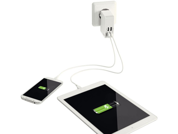 leitz travel charger