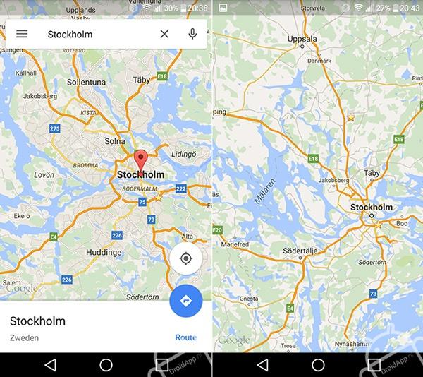 Google Maps 9.11
