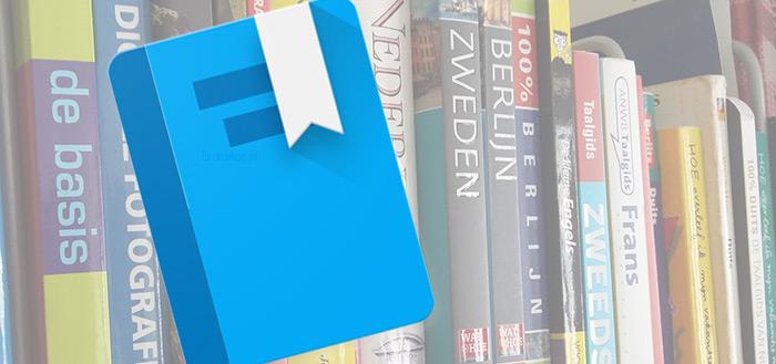 Google Play Books krijgt nachtverlichting voor lezen in bed (+ APK)