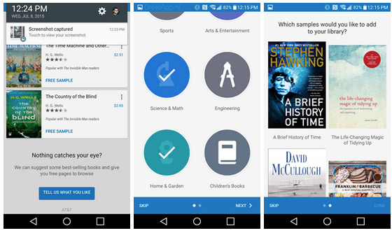 Google Play Books 3.5