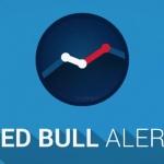 Red Bull Alert: sociale wekker-app in Material Design