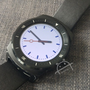 Stationsklok Android Wear
