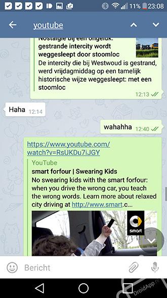 Telegram 3.1