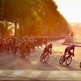Tour de France header