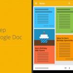 Google Keep krijgt handige Google Docs-integratie