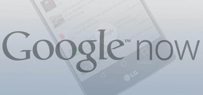 Google Now raakt ontwikkelaars kwijt na onvrede